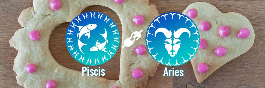 Compatibilidad de Piscis y Aries