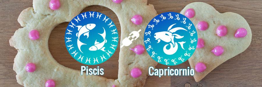 Compatibilidad de Piscis y Capricornio